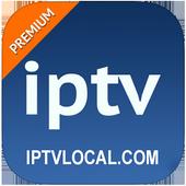 IPTVLocal icon