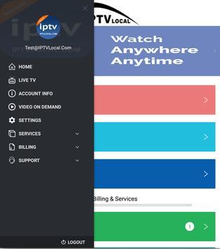 IPTVLocal screenshot 2