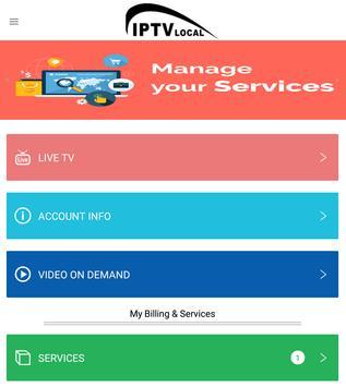IPTVLocal screenshot 3