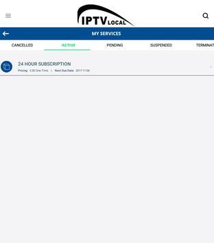 IPTVLocal screenshot 7