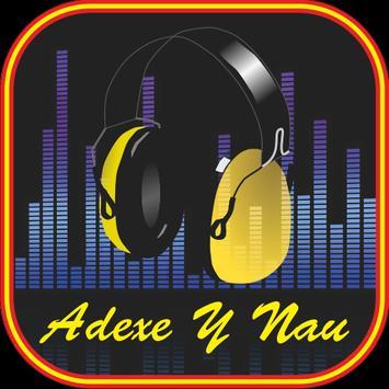 Musica Adexe Y Nau Letras apk screenshot