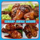 Resep Ayam Madu icon