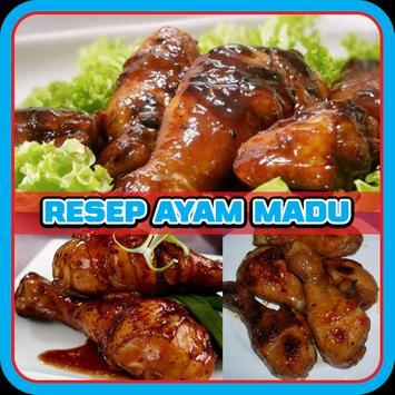Resep Ayam Madu apk screenshot