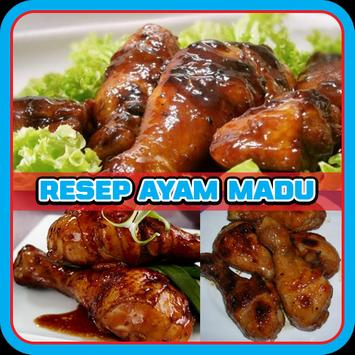 Resep Ayam Madu screenshot 3