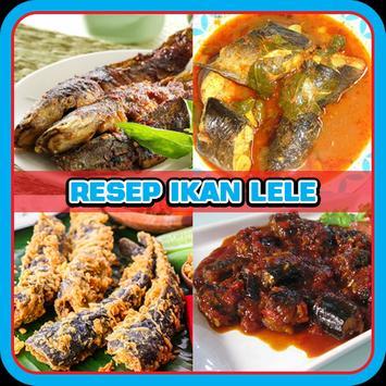 Resep Ikan Lele poster