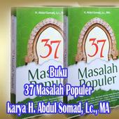Buku 37 Masalah Populer karya Abdul Somad Maroko icon