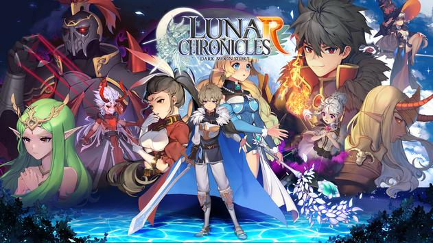 Luna Chronicles R poster