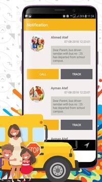 Masar Bus - Parent مسار - أولياء الأمور screenshot 1