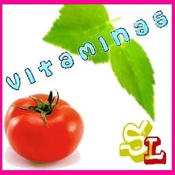 Vitaminas poster
