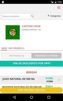 Capitan Cook apk screenshot