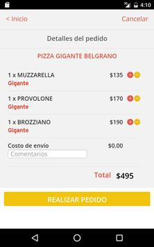 Pizza Gigante screenshot 10
