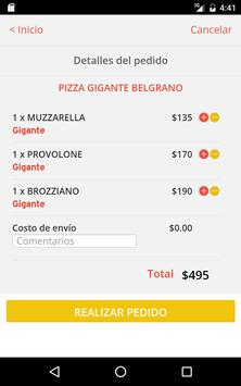 Pizza Gigante screenshot 6