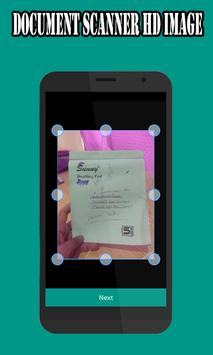 Document Scanner HD Image To Pdf Convert apk screenshot