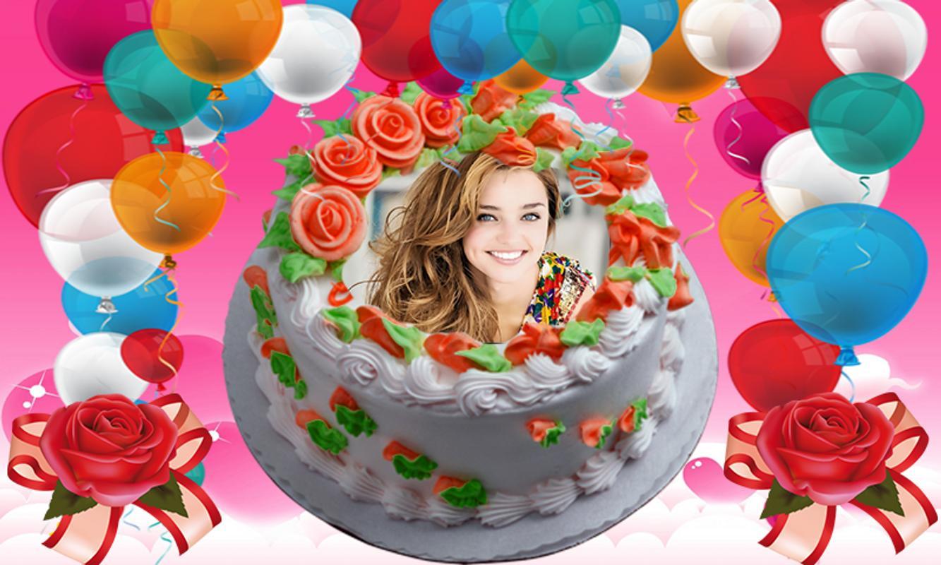 Fotos auf Geburtstagstorte für Android - APK herunterladen