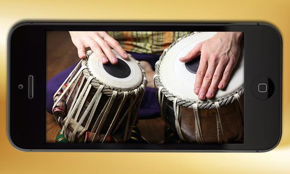Classical Tabla - Music app poster