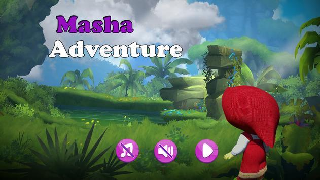 Masha Subway Runner Surf Rush 3 apk screenshot