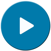 Video Player for Android : MP3 Player + MP4 Player icon
