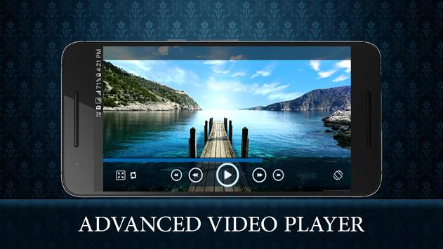 Video Player for Android : MP3 Player + MP4 Player screenshot 1