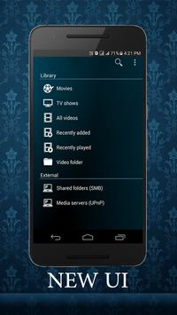 Video Player for Android : MP3 Player + MP4 Player screenshot 2