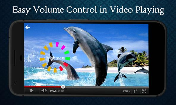 Video Player for Android : MP3 Player + MP4 Player screenshot 7