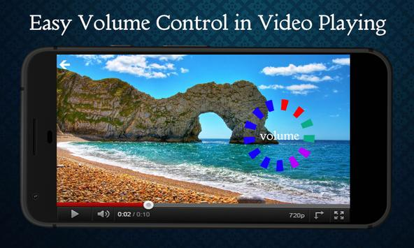 Video Player for Android : MP3 Player + MP4 Player screenshot 6