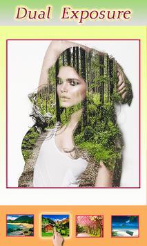 Dual Exposure Blend Photo Effect & Editor apk screenshot