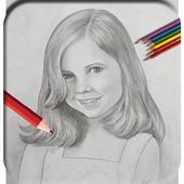 Pencil Sketch Photo Editor icon