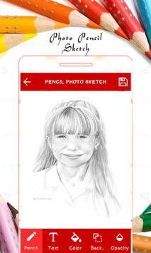 Pencil Sketch Photo Editor screenshot 1