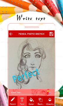 Pencil Sketch Photo Editor screenshot 2