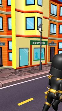 Subway Ranger BlackMan screenshot 3