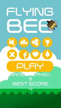 Flying bee apk screenshot