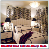 Beautiful Small Bedroom Design Ideas icon