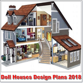 Doll Houses Design Plans 2018 icon