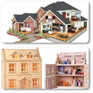 Doll Houses Design Plans 2018 apk screenshot