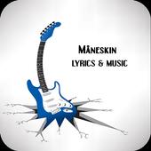 The Best Music & Lyrics Måneskin icon