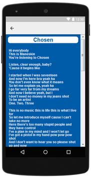 The Best Music & Lyrics Måneskin screenshot 15
