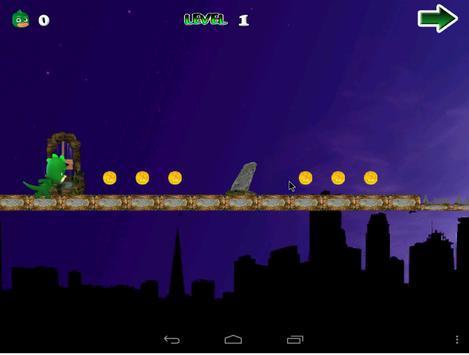 Pyja Jump Mask Night Run apk screenshot