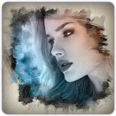 Photo Mask : Stunning Paint FX Effect icon