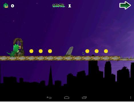 Pyja Jump Mask Night Runner screenshot 1