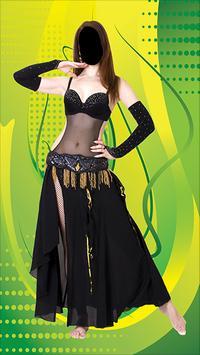 Arab Girl Dancer Photo Montage screenshot 2