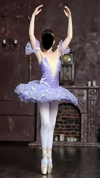 Ballet Dancer Fashion Photo Montage screenshot 2