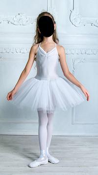 Ballet Dancer Fashion Photo Montage screenshot 3