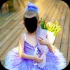 Ballet Girl Dancer Photo Montage icon