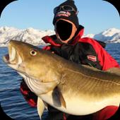 Big Fishing Catch Photo Montage icon