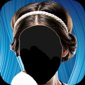 Popular Women Hairstyle Photo Montage icon