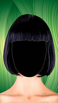 Popular Women Hairstyle Photo Montage screenshot 1