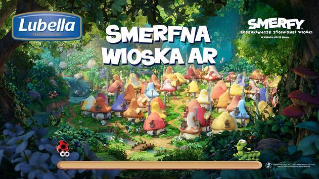 Smerfna Wioska AR apk screenshot