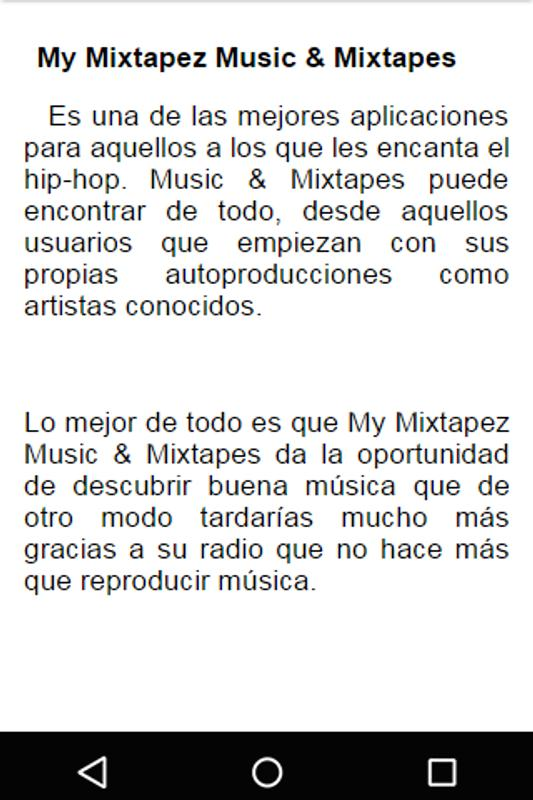 ... Descargar Musica Gratis MP3 apk screenshot