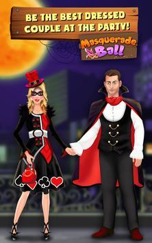 Masquerade Ball: Dress Up Game screenshot 14