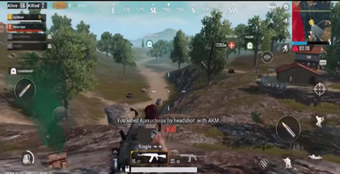 PUBG Mobile Guide and Tips 2018 apk screenshot